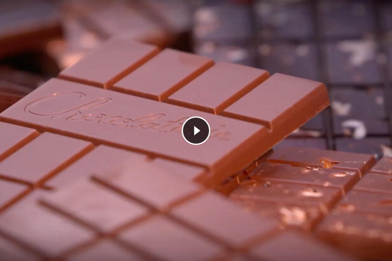 Vidéo - la chocolaterie